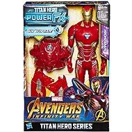 Avengers Iron Man s Power pack příslušenstvím - Figurka