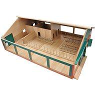 Kravín - Dřevěná hračka