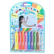 Mýdlové pastelky - Pastelky