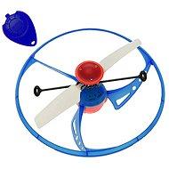 Létající UFO - modré - Vrtulník