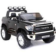 Toyota Tundra - černé - Dětské elektrické auto
