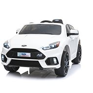 Ford Focus RS - White - Children's electric car
