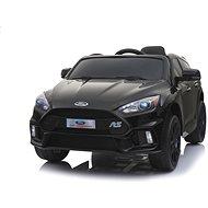 Ford Focus RS - černý lak - Dětské elektrické auto