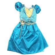 Šaty pro princeznu - modrá