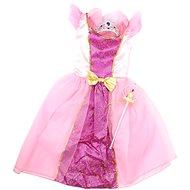Šaty pro princeznu - růžová