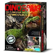 Dinosauří kostra - REX - Experimentální sada