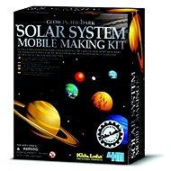 Vyrob si sluneční soustavu - Experimentální sada