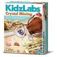Najdi krystaly - Experimentální sada