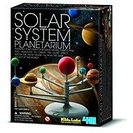 Planetárium - Experimentální sada