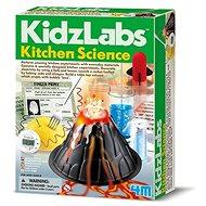 Kuchyňské pokusy - Experimentální sada