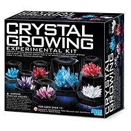 Krystaly experimenty - Experimentální sada