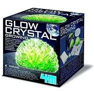 Svítící krystaly - Experimentální sada