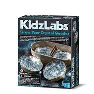 Krystaly ve formách - Experimentální sada