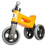 Funny Wheels New Sport 2v1 - oranžové - Odrážedlo