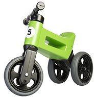 Funny Wheels New Sport 2v1 - zelené - Odrážedlo