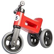 Funny Wheels New Sport 2v1 - červené - Odrážedlo