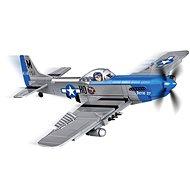 Cobi 5536 II WW P-51D Mustang - Stavebnice