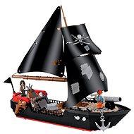 Cobi 6020 Piráti Loď korzárů - Stavebnice