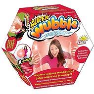 Super bublinomíč - červený