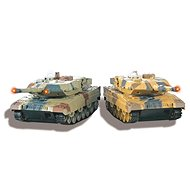 Jamara Bitevní set Leopard II - 2 tanky - Tank na dálkové ovládání
