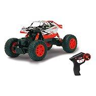 Jamara Hillriser Crawler 4WD 1:18 - oranžový - Auto na dálkové ovládání