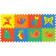 Koberec zvířátka - Pěnové puzzle