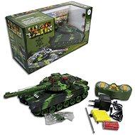 Tank na ovládání - zelený - Tank na dálkové ovládání