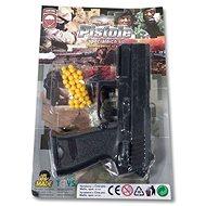Pistole na kuličky 23cm - Dětská pistole