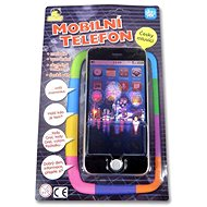 Mobilní telefon SK+CZ na baterie - Vzdělávací hračka