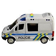 Auto policejní dodávka - Auto