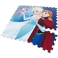 Koberec Frozen puzzle - Pěnové puzzle