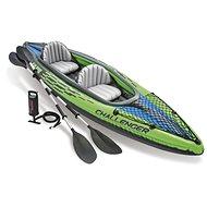 Challenger K2 Kayak s pádly - Nafukovací člun