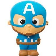 Marvel Squeeze Kapitán Amerika - figurka