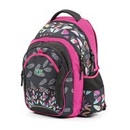 Kytky - Školní batoh