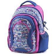 OXY Fashion Aztek - Školní batoh