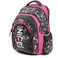 OXY Fashion Romantic Nature - Školní batoh