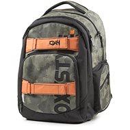 87302d6664 OXY Style Army - Školní batoh