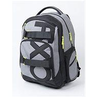 OXY Style Grey - Školní batoh