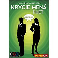 Cover Names: Duet - Board Game