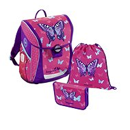 Baggymax Fabby Butterfly - School Set