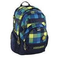 Coocazoo CarryLarry2 Lime District - Školní batoh