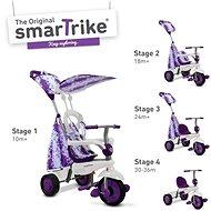 Smart Trike 4v1 Spirit fialová - Tříkolka