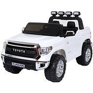 Toyota Tundra XXL 24V bílá - Dětské elektrické auto