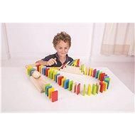 Bigjigs Toys Dráha domino - Domino
