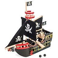 Le Toy Van Pirátská loď Barbarossa - Loď