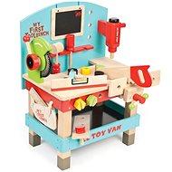Le Toy Van Můj první ponk s nářadím - Herní set