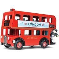 Le Toy Van Autobus London - Dřevěná hračka