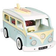 Le Toy Van Autokaravan - Dřevěná hračka
