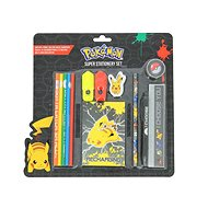 Pokémon Super Stationery Set - Kreativní sada