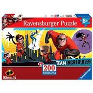 Ravensburger 128433 Úžasňákovi 2 200 dílků Panorama - Puzzle